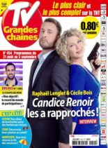 TV Grandes chaines – 21 Aout 2021