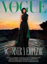 Vogue Espana – septiembre 2021