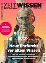Zeit Wissen – September-Oktober 2021