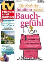 TV Horen und Sehen – 20 August 2021