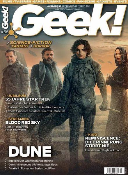 Geek! Germany – September 2021