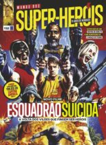 Mundo dos Super-Herois – agosto 2021