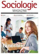 Sociologie Magazine – september 2021