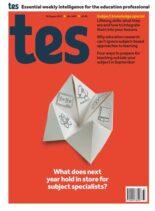 TES Magazine – 20 August 2021