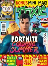 Toxic – 18 August 2021
