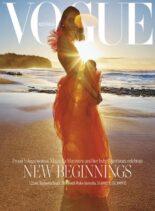 Vogue Australia – September 2021