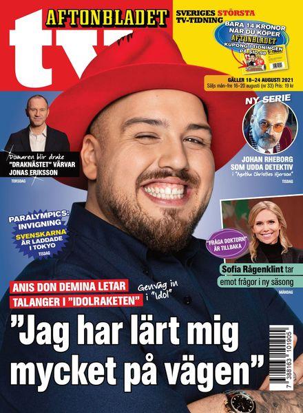 Aftonbladet TV – 16 augusti 2021
