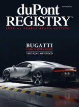 duPont Registry – September 2021