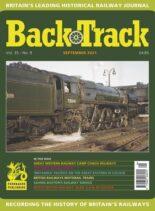Backtrack – September 2021