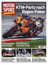MOTORSPORT aktuell – 17 August 2021