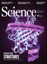 Science – 20 August 2021