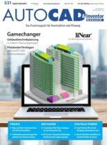 Autocad & Inventor Magazin – August-September 2021