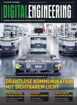 Digital Engineering Germany – August-September 2021