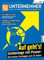DUB UNTERNEHMER-Magazin – August 2021