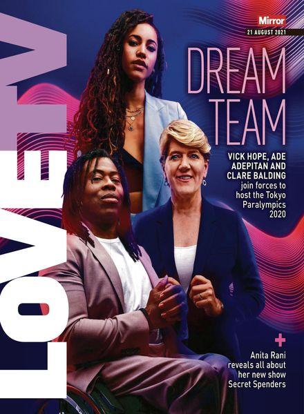 Love TV – 21 August 2021