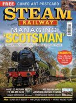 Steam Railway – 20 August 2021