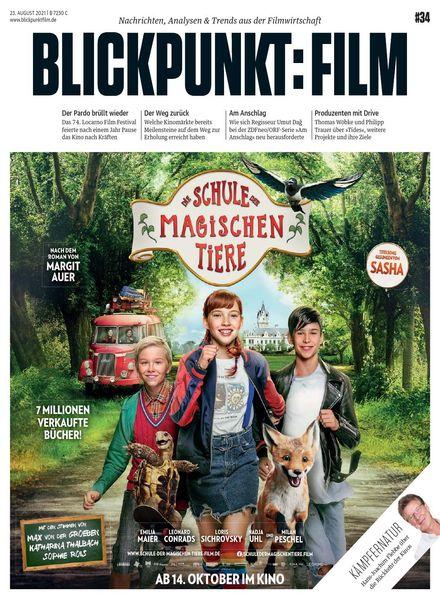 BlickpunktFilm – 23 August 2021