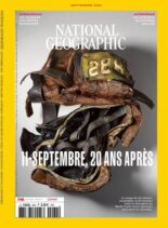 National Geographic France – Septembre 2021