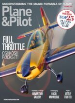 Plane & Pilot – October 2021