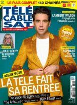 Telecable Sat Hebdo – 30 Aout 2021