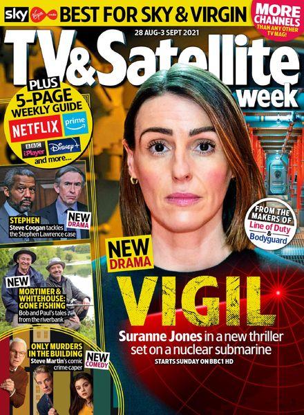 TV & Satellite Week – 28 August 2021