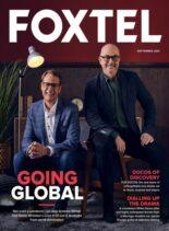 Foxtel Magazine – September 2021