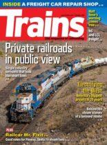 Trains – October 2021