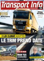 Transport Info – 27 Aout 2021