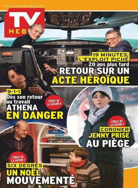 TV Hebdo – 04 septembre 2021