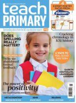 Teach Primary – August 2021