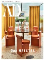 AD Architectural Digest Espana – septiembre 2021