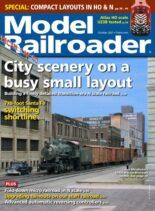 Model Railroader – October 2021