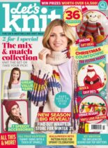 Let's Knit – Issue 175 – August 2021