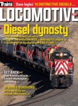 Locomotive – August 2021