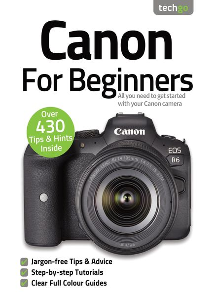 Canon For Beginners – 27 August 2021