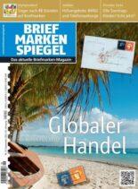 Briefmarken Spiegel – September 2021