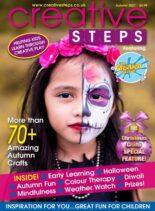 Creative Steps – August 2021