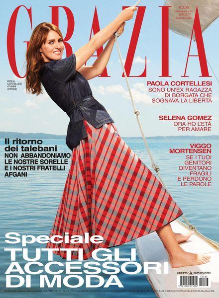 Grazia Italia – 26 agosto 2021