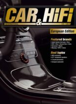 CAR&HIFI International – August 2021