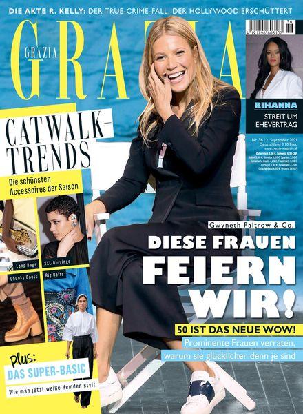 GRAZIA Germany – 02 September 2021
