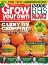 Grow Your Own – September 2021