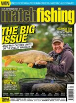 Match Fishing – September 2021