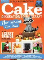 Cake Decoration & Sugarcraft – September 2021