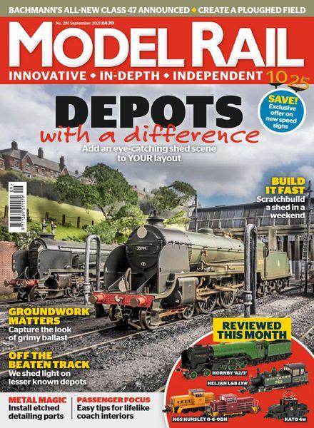 Model Rail – September 2021