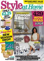 Style at Home UK – October 2021