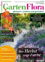 GartenFlora – October 2021
