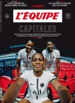 L'Equipe Magazine – 4 Septembre 2021
