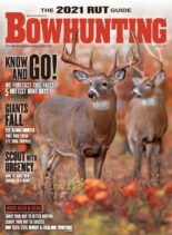 Petersen's Bowhunting – October 2021