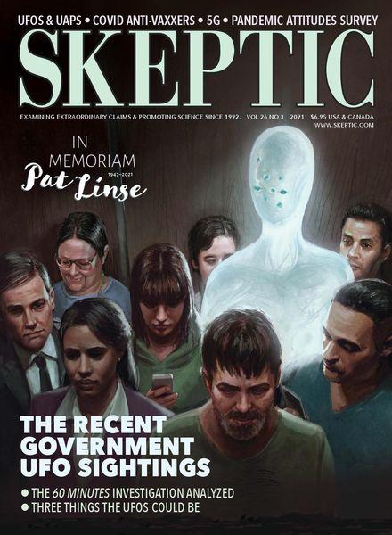 Skeptic – Issue 26.3 – September 2021