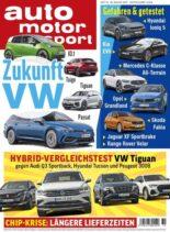 auto motor und sport – 26 August 2021